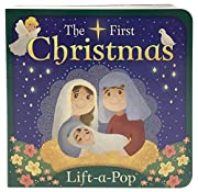 The First Christmas: Lift-a-Pop Board Book…