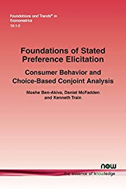 Foundations of stated preference elicitation…