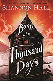 Book of a Thousand Days por Shannon Hale