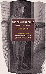 The Criminal Child: Selected Essays (New…