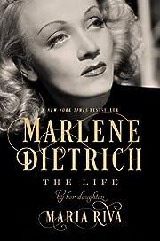 Marlene Dietrich de Maria Riva