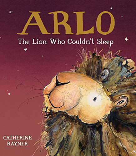 Arlo the Lion Who Couldn