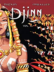 Djinn, Vol. 3 af Jean Dufaux