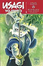 Usagi Yojimbo: Bunraku and Other Stories af…