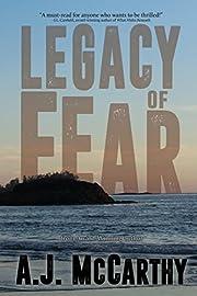Legacy of Fear de A. J. McCarthy