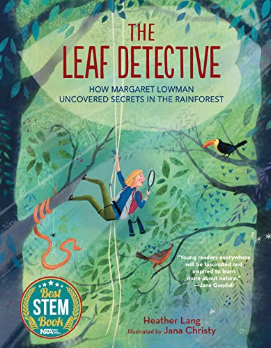 The Leaf Detective by Heather Lang