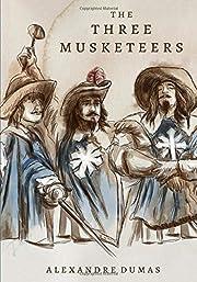 The Three Musketeers por Alexandre Dumas