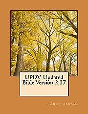 UPDV Updated Bible Version 2.17 af Greg…