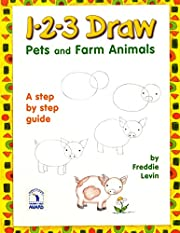 1 2 3 Draw Pets and Farm Animals: A step by…