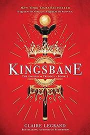 Kingsbane (The Empirium Trilogy) av Claire…