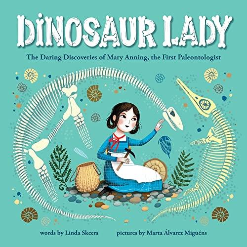 Dinosaur Lady by Linda Skeers