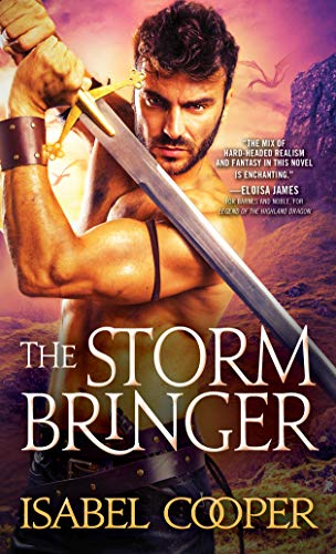 The Stormbringer by Isabel Cooper