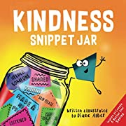 Kindness Snippet Jar de Diane Alber