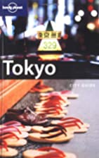 Lonely Planet Tokyo by Andrew Bender