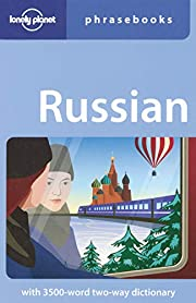 Russian: Lonely Planet Phrasebook –…