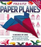 Fold and Fly Paper Planes (Binder)