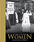 First & only women : history's female trailblazers / Lynn Santa Lucia