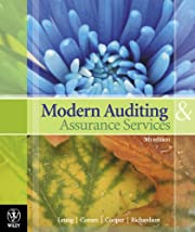 Modern Auditing & Assurance Services de…