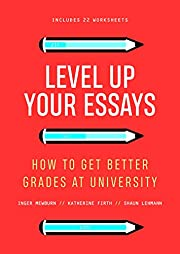 Level up your essays : how to get better…