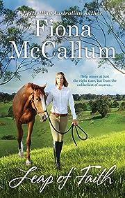 LEAP OF FAITH por Fiona McCallum