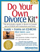 Do Your Own Divorce Kit by Alison Sawyer