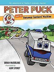 Peter Puck and the Runaway Zamboni Machine…