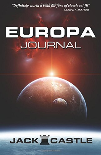 Book Cover - Europa Journal