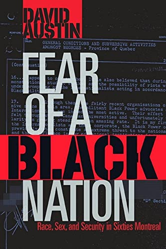 Fear of a Black Nation, Austin, David