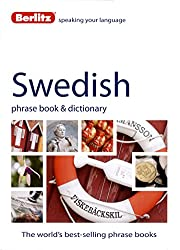 Berlitz Swedish Phrase Book & Dictionary by…