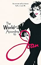World According to Joan by Joan Collins