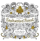 Enchanted Forest: An Inky Quest and Colouring Book: An Inky Quest & Colouring Book
