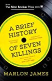 A Brief History of Seven Killings wins Man Booker Prize 2015