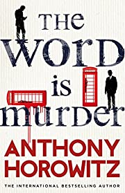 The word is murder af Anthony Horowitz