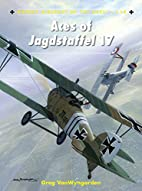 Aces of Jagdstaffel 17 (Aircraft of the…
