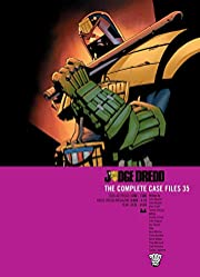 Judge Dredd: The Complete Case Files 35 por…