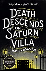 Death Descends On Saturn Villa (The Gower…