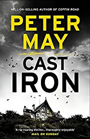 Cast Iron (The Enzo Files) de Peter May
