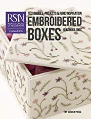 RSN: Embroidered Boxes (Royal School of…