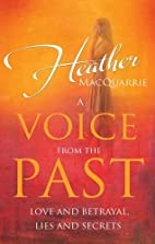 A Voice from the Past by Heather MacQuarrie