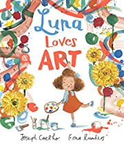 Luna Loves Art de Joseph Coelho