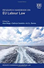 Research handbook on EU labour law by Alan…