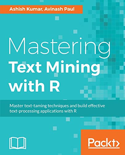 PDF] Mastering Text Mining with R | Free eBooks Download