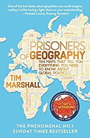 Prisoners Of Geography de Tim Marshall