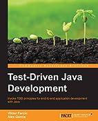 Test-Driven Java Development by Viktor…