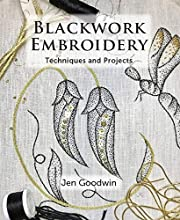 Blackwork Embroidery: Techniques and…