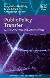 Public policy transfer