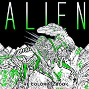 Alien: The Coloring Book – tekijä: Titan…