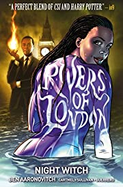Rivers of London: Volume 2 - Night Witch por…