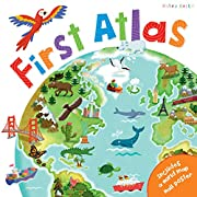 First Atlas-Travel the World with this…