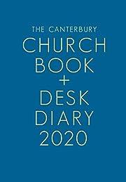 The Canterbury Church Book & Desk Diary 2020